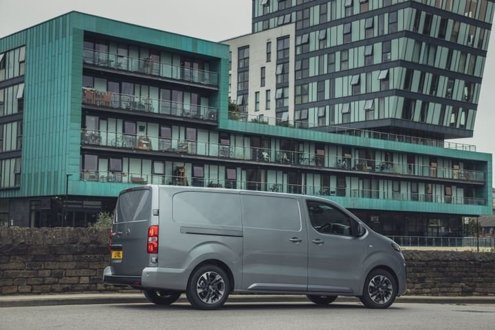 OVO Energy has just ordered 1,000 Vauxhall Vivaro-e commercial vehicles for its fleet - Credit: Vauxhall