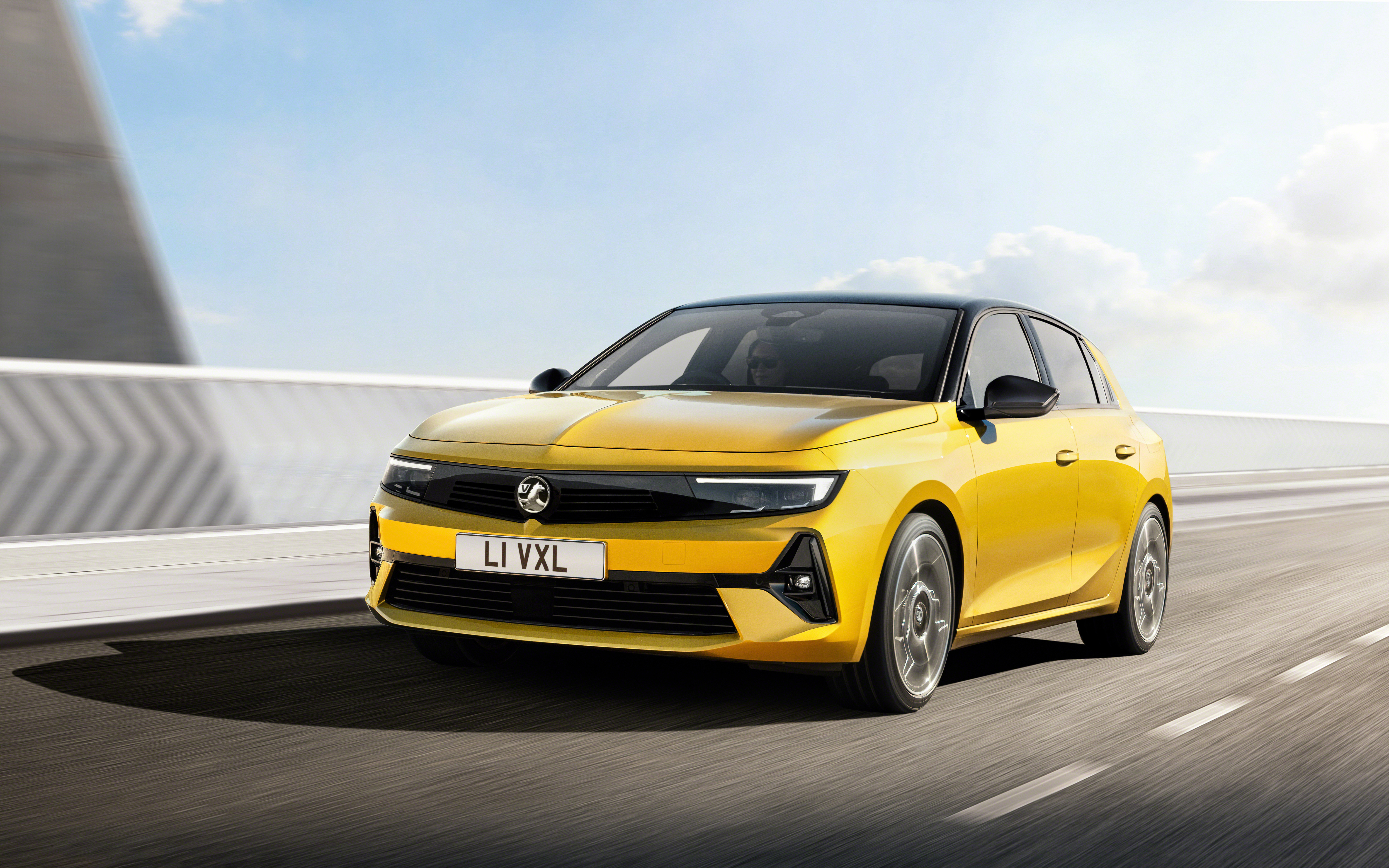 Vauxhall/Opel Launches New Astra Compact With EV Due 2023