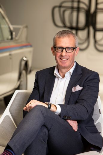 Mike Bennett becomes CEO of both Alphabet and BMW Financial Services in Great Britain, start 2022. - Credit: Alphabet (GB)