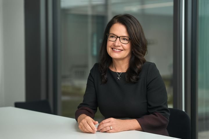 Combining the chief financial officer role for both BMW Financial Services and Alphabet is Ursula Wingfield - Credit: Alphabet (GB)