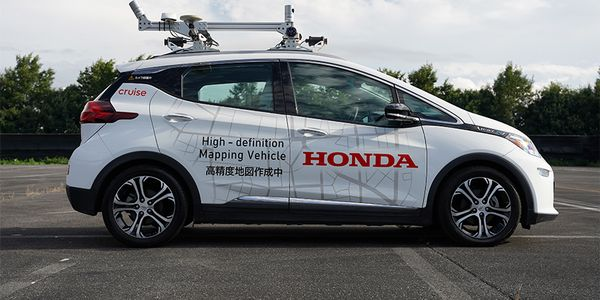 Honda to Launch Autonomous Vehicle Mobility Service Business in Japan