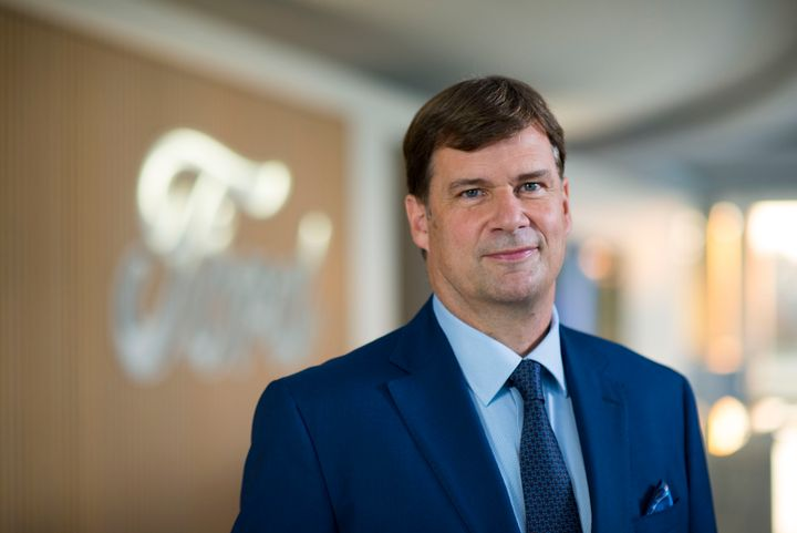 Ford CEO Jim Farley - Credit: Ford Motor Co.
