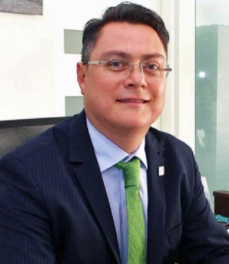 Mauricio Medina, AMAVe presiden - Credit: TIP Mexico