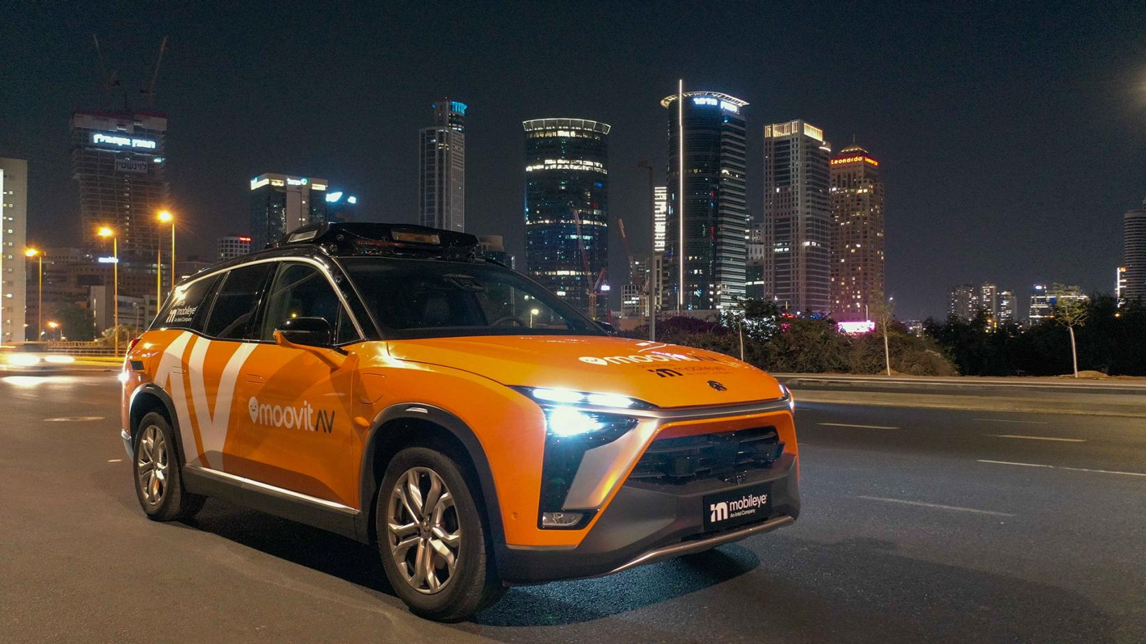 Sixt and Mobileye to Launch Robotaxi Service in Munich