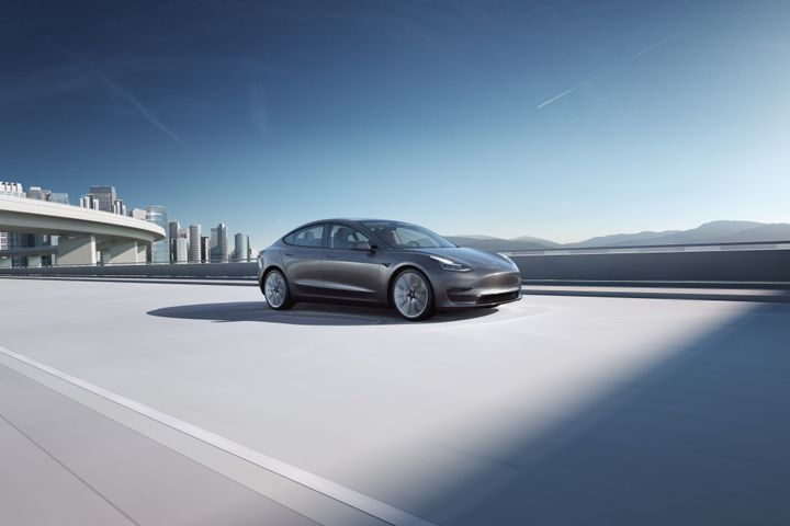 Business users will be able to access operational leasing for Tesla models in 16 European countries. - Credit:Tesla