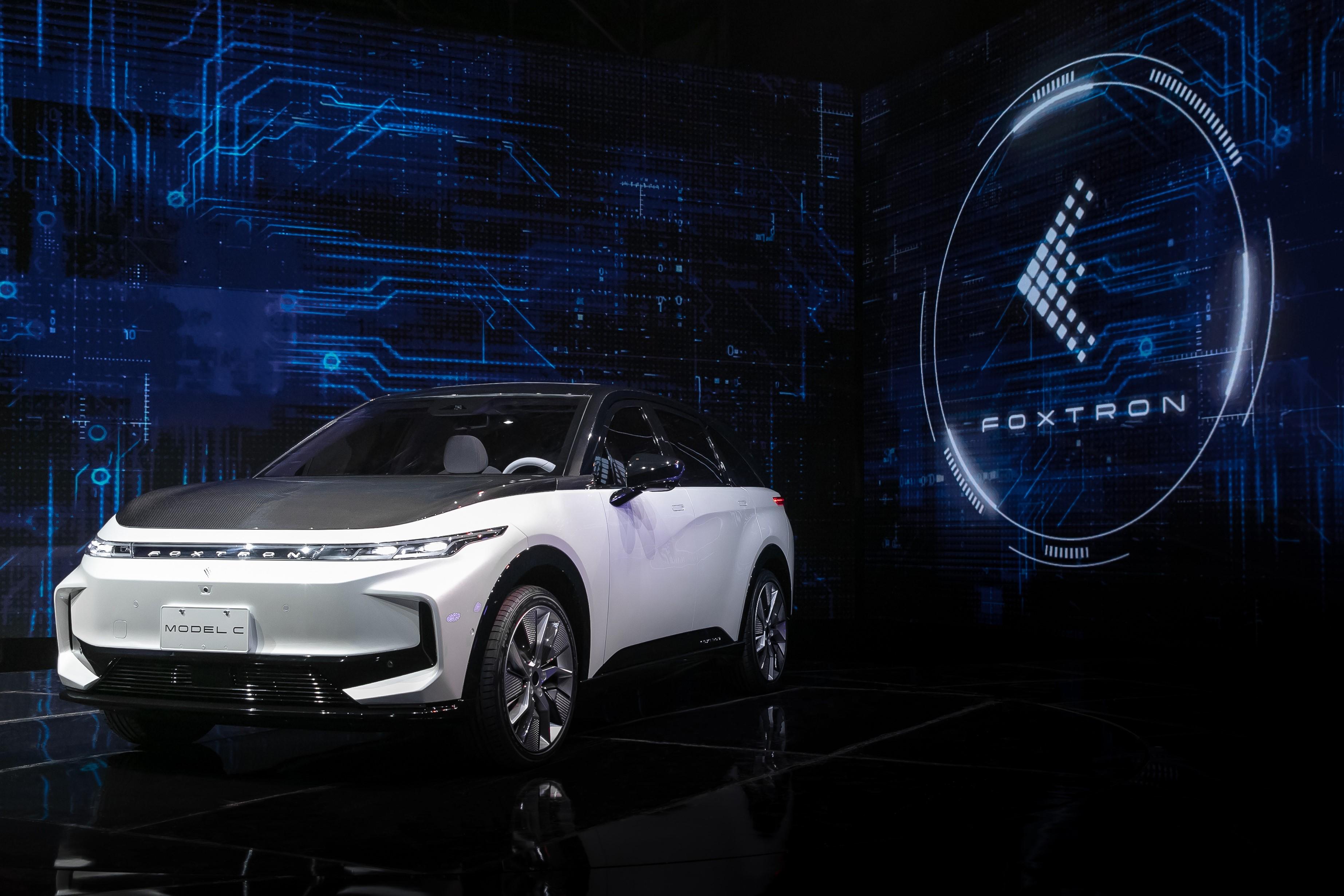 Hon Hai Debuts Three Self-Developed Electric Vehicle Models