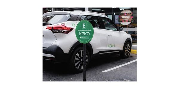 The Keko rideshare service is 100% autonomous and will serve the greater Buenos Aires metro.