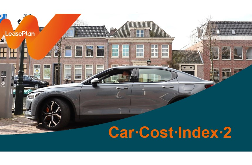 LeasePlan Car Cost Index: EVs Cost Competitive with ICEs in Europe