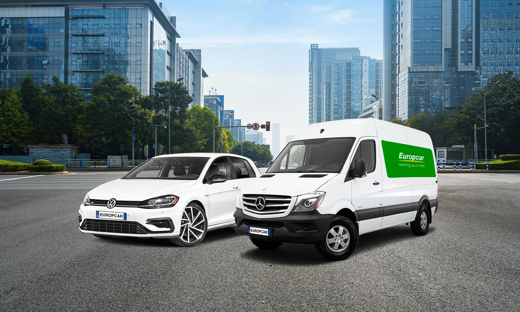 Europcar Launches DuoFlex Business Subscription Service