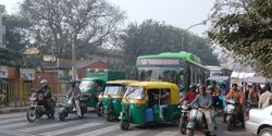 Two, Three-Wheelers and Buses at Forefront of India's Electrification Strategy
