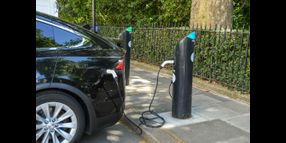 UK Government Promises Better EV Infrastructure As AFP Forms New Kerbside Working Group
