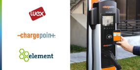 Element Fleet Management Provides Access to Nationwide EV Charging and Simplified Billing