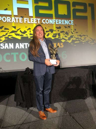 Jim Petrillo, 2021 Fleet Manager of the Year - AFLA