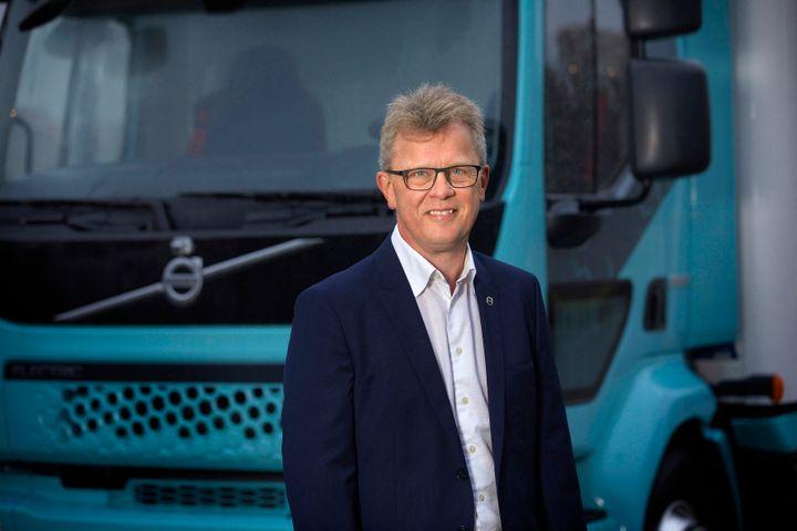 Volvo Trucks President Roger Alm - Credit: Volvo Trucks