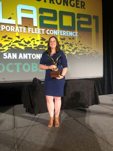 Kate Tooley, Visionary of the Year - AFLA