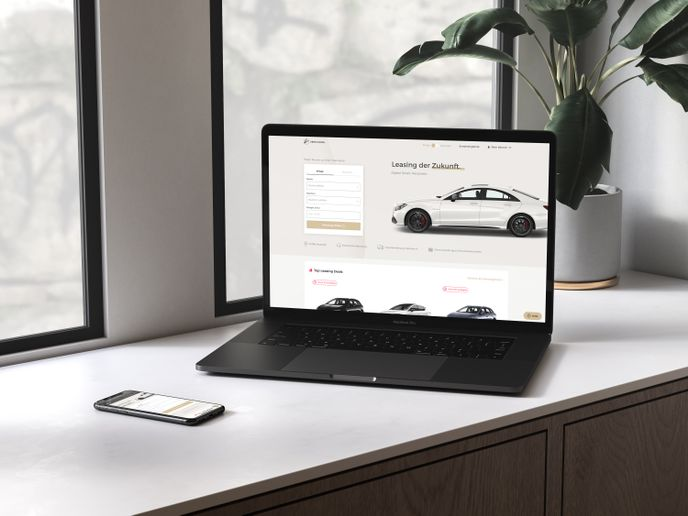 The Vehiculum website offered leasing transparency to both businesses and private customers - Credit: Vehiculum