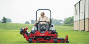 Mower Improves in Efficiency, Troubleshooting