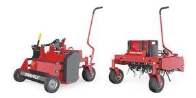 2 New Attachments for Multi-Season-Use Tractor