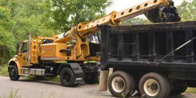 Gradall Excavators: Like Driving a Freightliner Truck