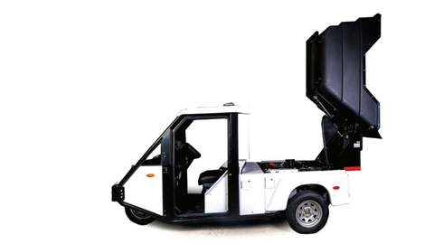 The GO4 EXT is classified for on-road use.