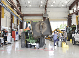 In the past two years, the Florida county's fleet team has improved its preventive maintenance...