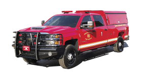 Smaller Fire Trucks a Big Addition to Department's Toolbox