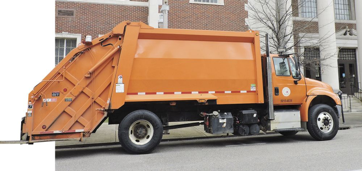 Sanitation workers in the City of Montgomery, Ala., can use a smartphone to photograph and tag road hazards, code violations, and missed pickups thanks to new connected-vehicle technology.