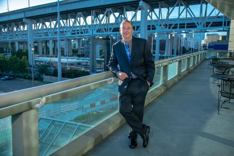 Dan Berlenbach from the City of Long Beach, Calif., was named the 2019 Public Sector Fleet...