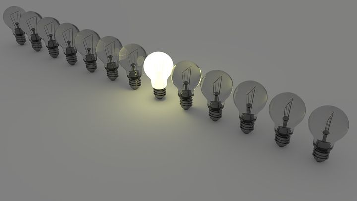Good ideas can come from many sources. 