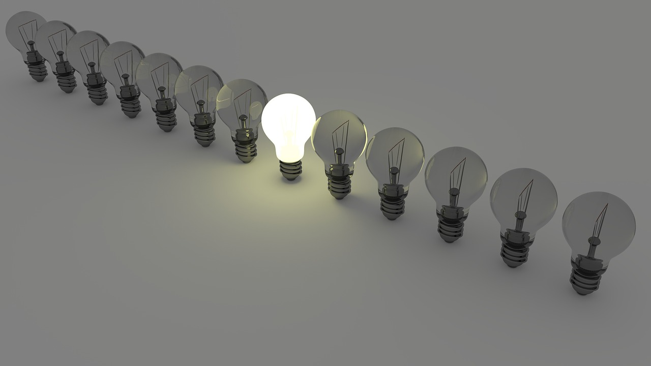 Good ideas can come from many sources.  - Photo via Pixabay