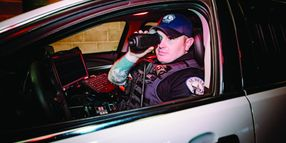 Using Night Vision in Law Enforcement Vehicles