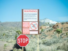 Rural Nevada Gears Up for Human Invasion After Viral Area 51 Facebook Post