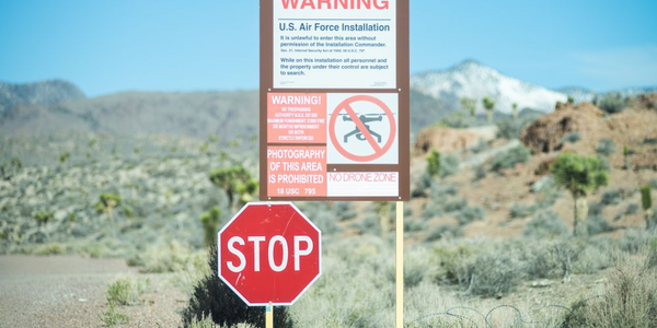 The viral Facebook event called on people to storm Area 51, the Air Force base in Nevada.
