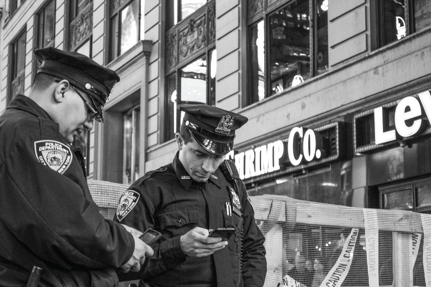 Both consumer and professional apps running on smartphones have become critical tools for patrol...