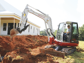 Excavator's 4-Pillar Design-and-Build Philosophy