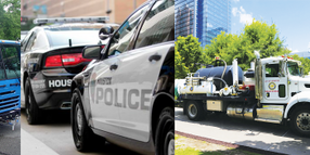 How the Houston Fleet Department is Moving Forward