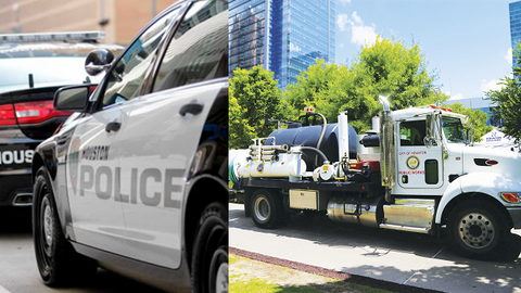 The Houston Fleet Mangement Department manages just under 13,000 vehicles ranging from public...