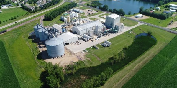 Gevo is based in Luverne, Minn., where the isobutanol is manufactured using local corn.