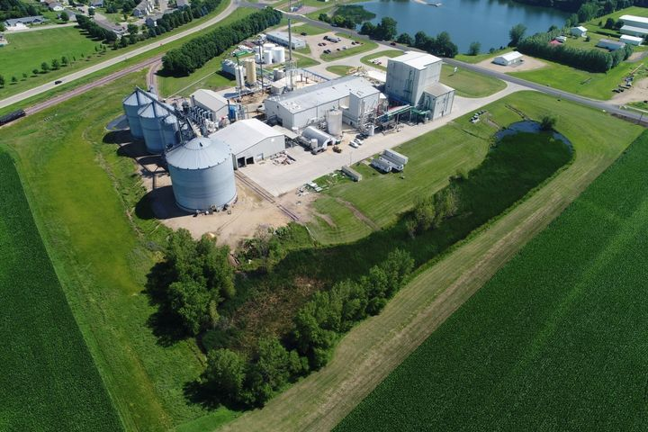 Gevo is based in Luverne, Minn., where the isobutanol is manufactured using local corn. - Photo courtesy of Gevo