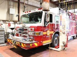 The City of Fairfax, Va., brought back maintenance of its fire fleet in-house, resulting in...