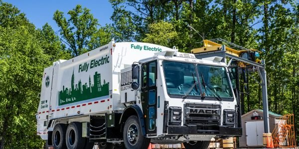 Electrification is one of the most talked-about subjects in the refuse industry, and Mack Trucks...