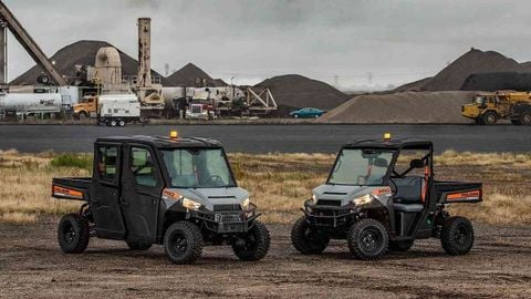 Polaris Rolls Out Gas-Powered Lineup