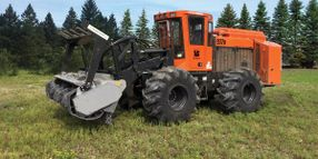 Barko Offers Two Models of Industrial Wheeled Tractors
