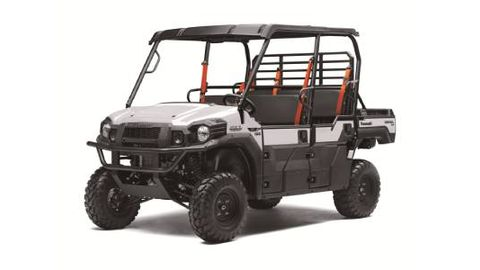Kawasaki Mule FE Lineup Provides Versatility for Government Fleets