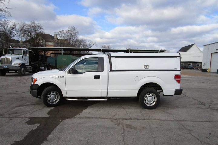 A 2010 Ford F-150 Regular Cab recently sold on GovDeals was replaced under new life cycle guidelines and realized a 40.199% ROI. - Photo: City of Kirkwood