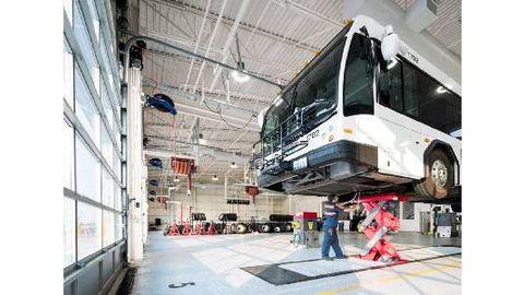 Designing the Fleet Facilities of the Future