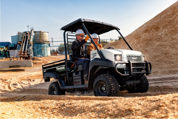 Kawasaki Introduces New Fleet Edition Mule Lineup