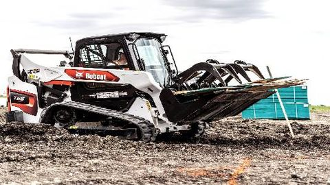 Bobcat Loaders Help Adapt to Job Requirements