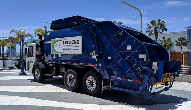 Repurposing Methane Produced from Landfills for a More Sustainable Refuse Market