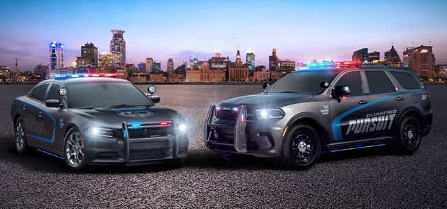 <p>FCA unveils 2021 Dodge Charger and Durango Pursuit vehicles. Production of Charger Pursuit to start in the fourth quarter of 2020; Durango production begins in the first quarter of 2021.</p>[|CREDIT|]